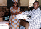 Gifts in Kind provided by World Vision International go a long way to meet demonstrated needs.